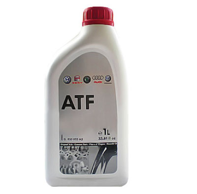 Масло (АТФ жидкость) для АКПП Шкода Октавия А5